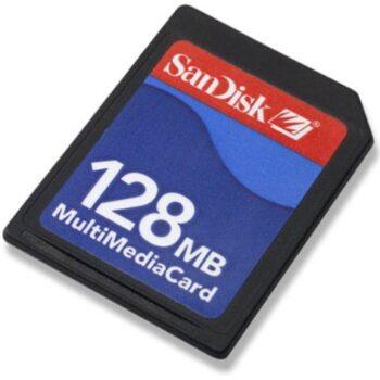CARD MEMORII MMC